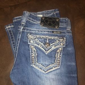 Miss me boot cut jeans!